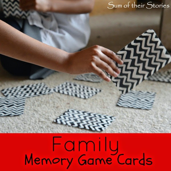 Personalised card game