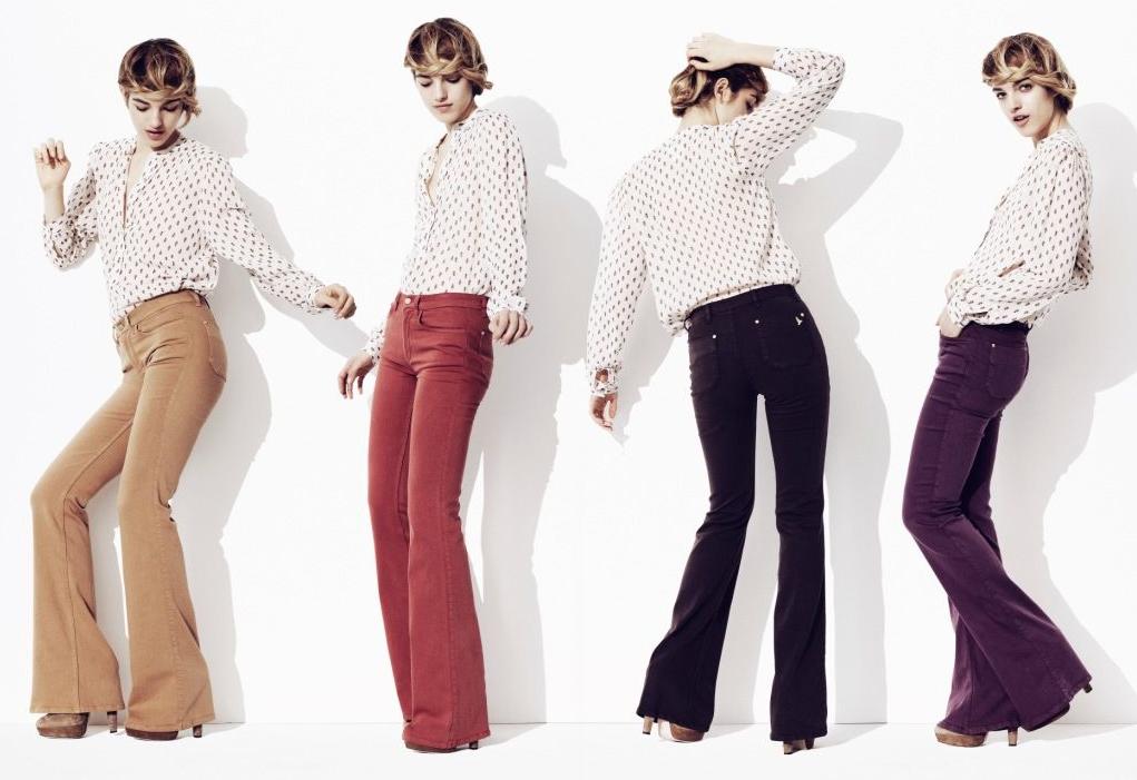 MiH Jeans Lookbook Fall/Winter 2012
