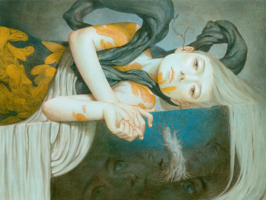 Tran Nguyen 1987 | Vietnamese Surrealist painter and illustrator