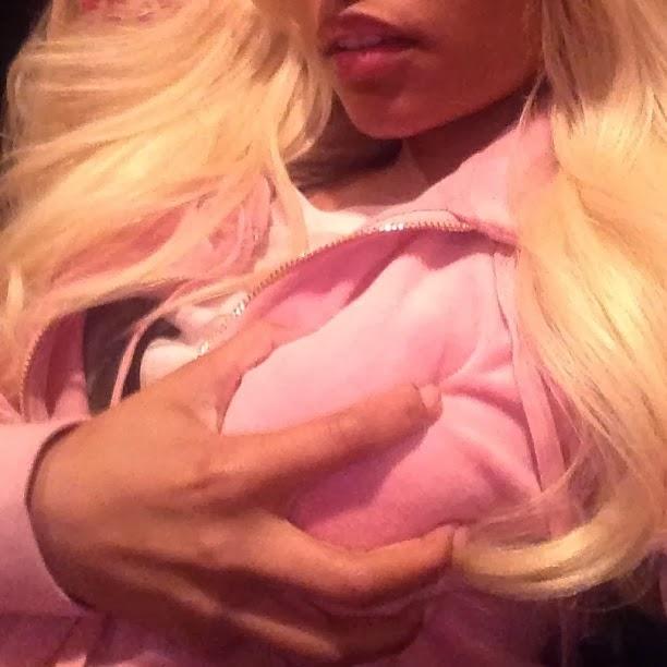 Nicki Minaj quiere que la miremos