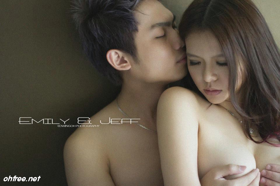 Malaysian Model Emily Cheng Poses Nude For Pre Wedding Shoot