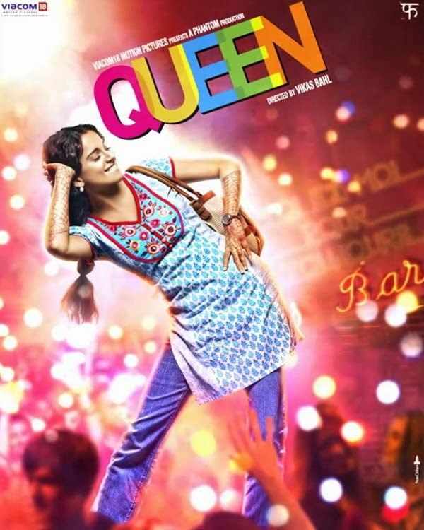 Queen 2014 Watch Hindi Movie Online