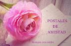 POSTALES DE AMISTAD