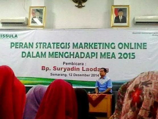 pembicara internet marketing, pelatihan internet marketing, seminar internet marketing, workshop internet marketing