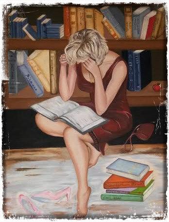 """"""" Amore per i libri """""""