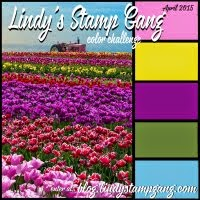 APRIL 2015 COLOR CHALLENGE