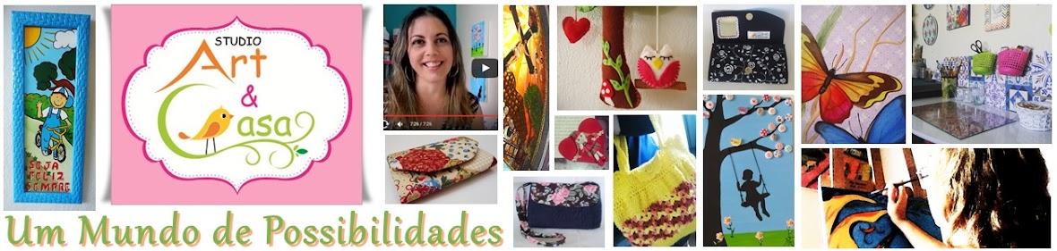 ArteCasa - Mari Rodrigues