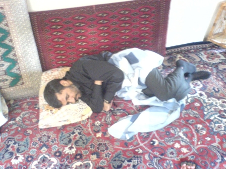 عکس طنز احمدی نژاد