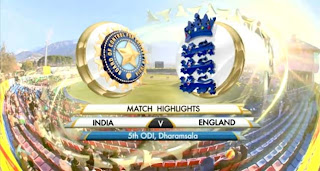 INDIA-vs-ENGLAND-5th-ODI+-+2013-Dharamsala-Highlights
