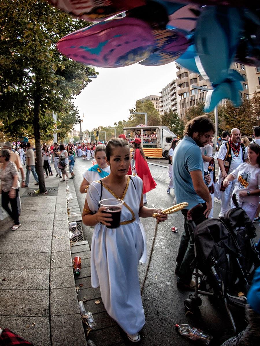 Pregón Fiestas del pilar 2014 (en 9mm parabellum)