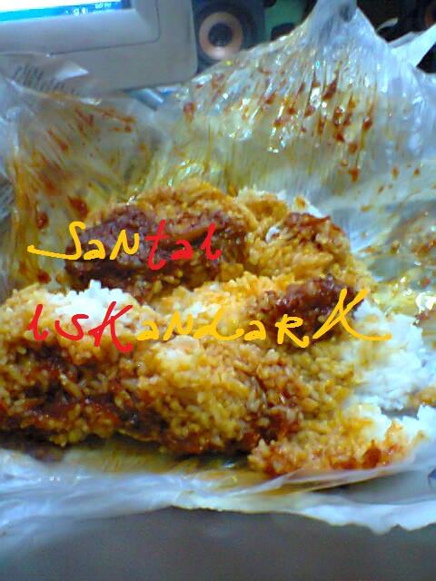 Santai-iskandarX-Makanan-Malam-Pilihan-iskandarX-is-makan-nasik-bungkus-lagi-malam-nie-iskandarx.blogspot.com