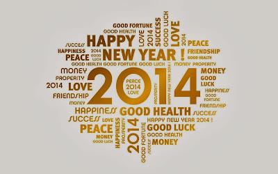 Feliz 2014 de parte de Mensaje Positivo!!