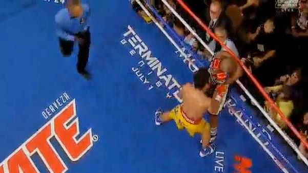 Mayweather Jr-Manny Pacquiao fight