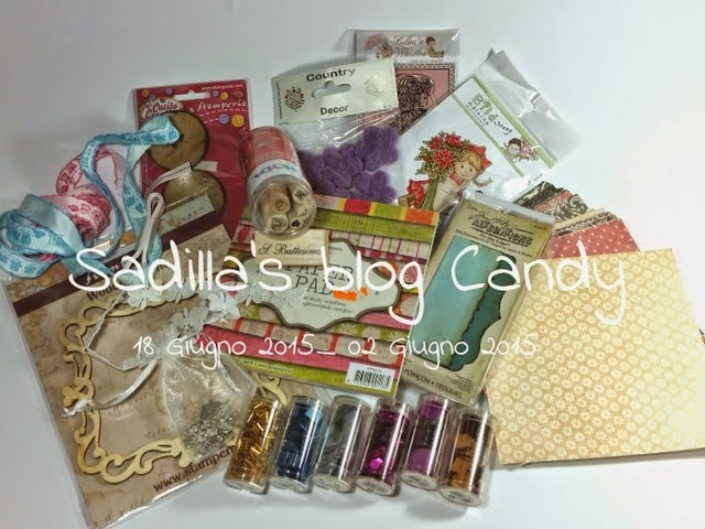 Sadilla Blog Candy