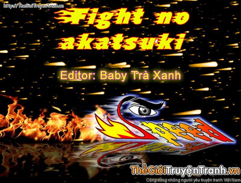 TruyenHay.Com - Ảnh 1 - Fight no Akatsuki Chap 65 - End