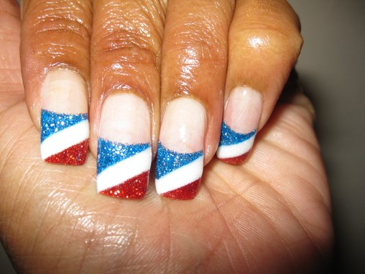 4th Of July Nail Ideas 4th Of July Red White And Blue Nails