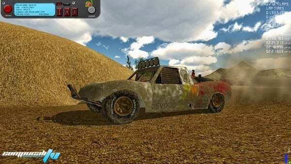D Series OFF ROAD Racing Simulation PC Game
