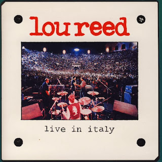 Lou Reed, Live in Italy