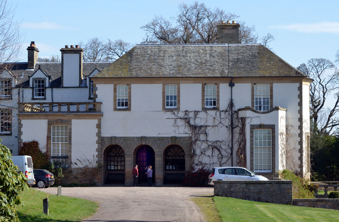 North fife hill of tarvit mansion house north fife - House on the hill 2012 ...