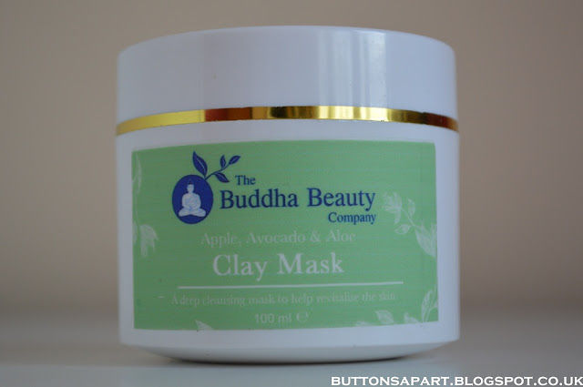 A Picture of Buddha Beauty Company Apple, Avocado & Aloe Clay Mask
