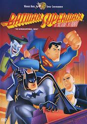 Baixar Filme Batman / Superman: Os Melhores do Mundo (Dublado) Online Gratis