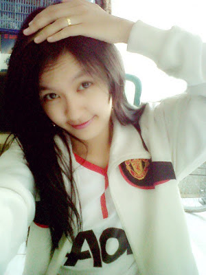 Lita Lusianah - A Manchester United girl from Indonesia