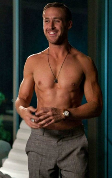 Galería Sexy Ryan Gosling