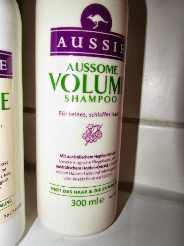 Aussie Aussome Volume Range Shampoo Review