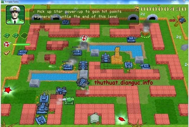 Download Armada Tanks – Game PC bắn xe tăng cực hay, đồ hoạ 2D cực đẹp