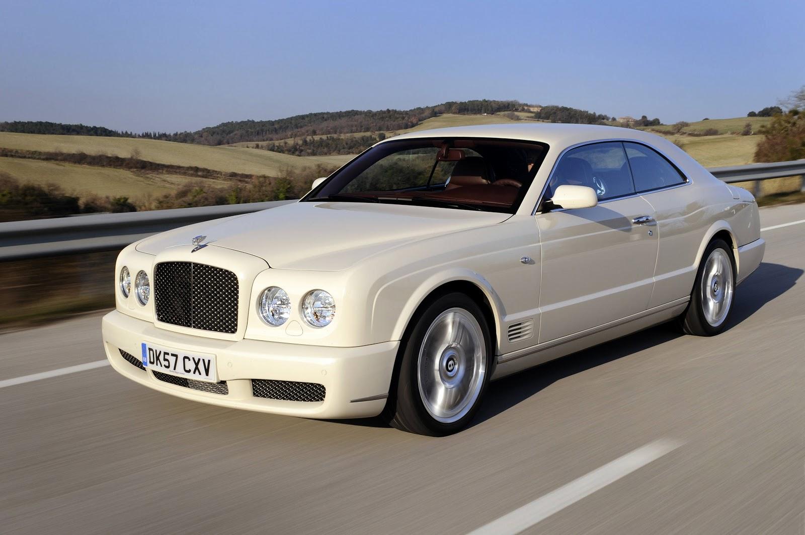 Bentley Car Models