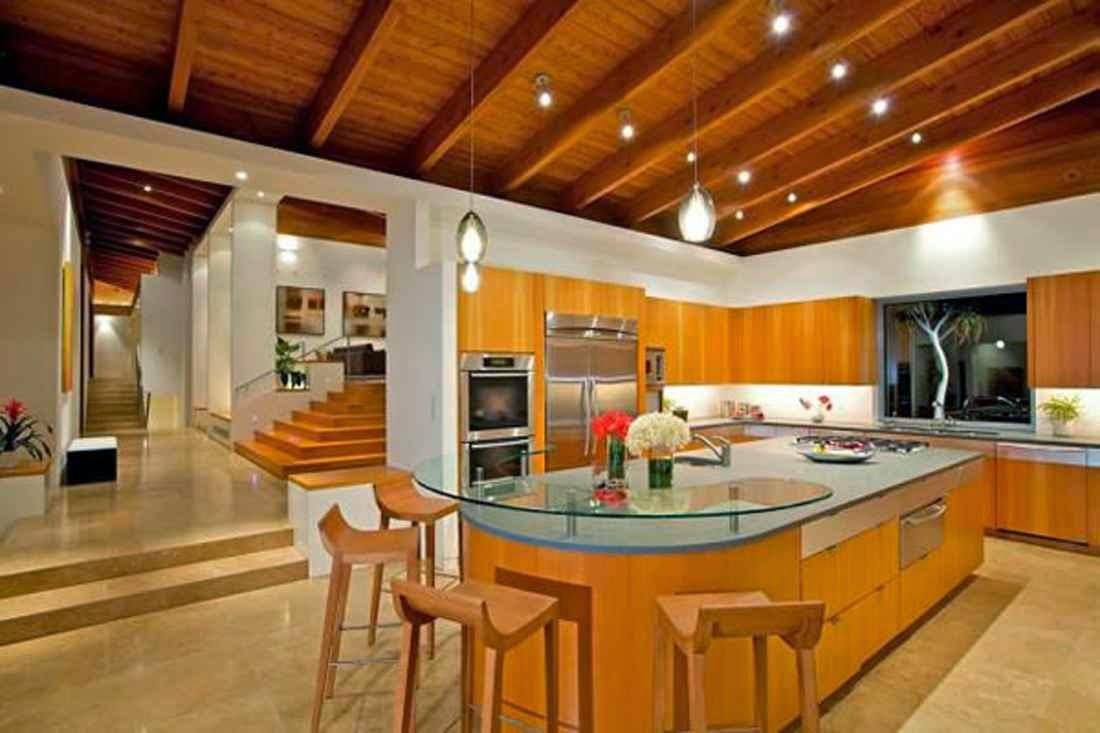 cuisine meubles luxueux
