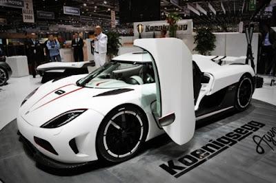 Koenigsegg _Agera_R