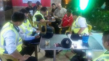 Polis Trafik Ipd Kota Bharu Bersama KSBK