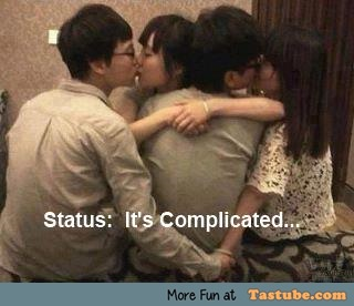 Status its complicated