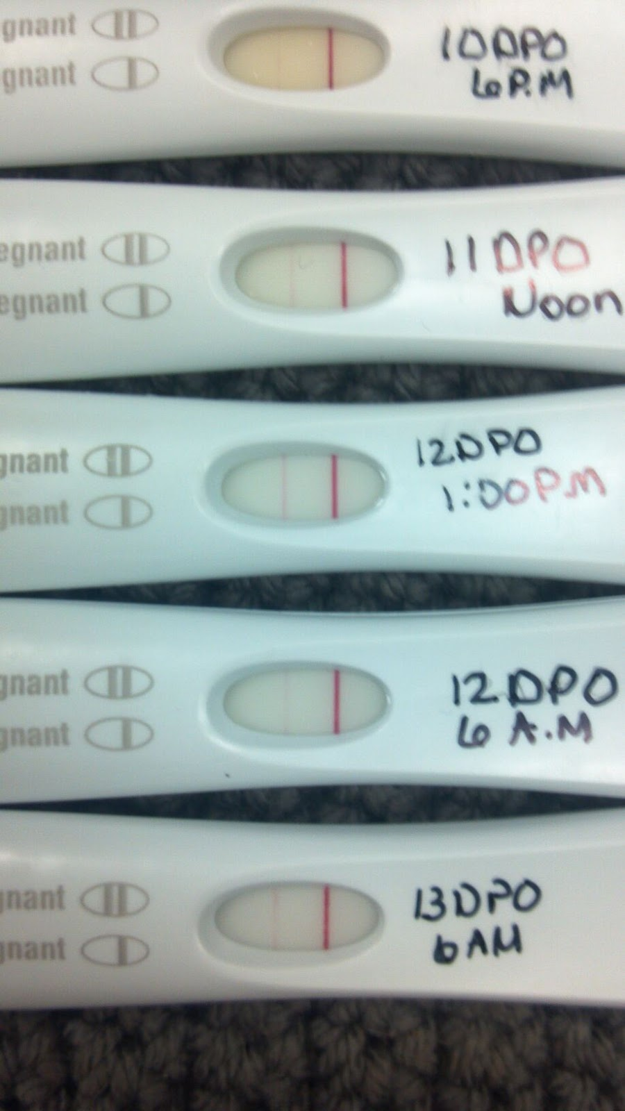 Life After Infertility 13dpo And Waiting