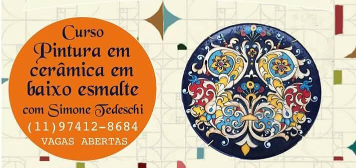 Simone Tedeschi Artes em Cerâmica