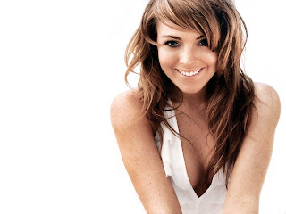 Lindsay Lohan Wallpaper hot