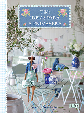 revista Tilda com moldes e PAP (DIY)