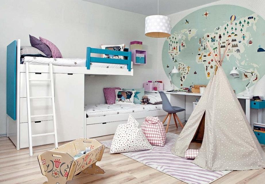 http://www.dekoratoramator.pl/2015/04/inspirujacy-pokoj-dzieciecy-2.html#more