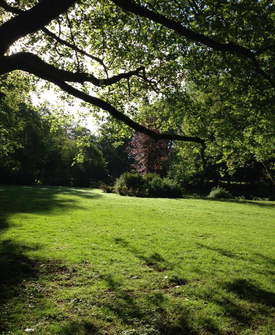 binedoro Blog, Schönhausen Park, Krefeld