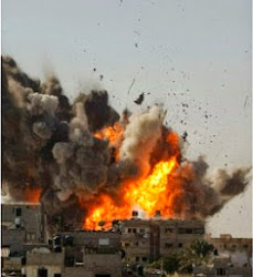 Barbarism Alert - The Gaza Conflict in July of 2014