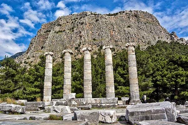 Athena Polias Temple, Priene