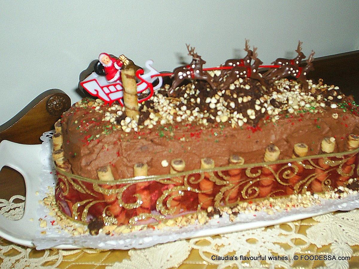 Odessa Cake Recipe