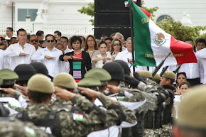 Con la nueva Fuerza Civil, el gobernador Javier Duarte responde a los veracruzanos: Elízabeth Moral