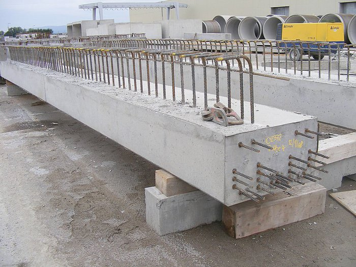 Pre Stressed Cement Concrete : Building materials know somethings about concrete