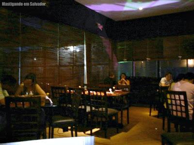 Restaurante Matsuri: Ambiente interno
