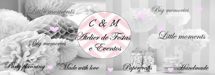 CM - ATELIER DE FESTAS E EVENTOS