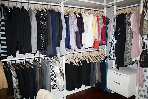 Superb ABOVE: Janice Submitted Her Closet And It Resembled A Little Boutique, Too  Cute! Iu0027ll Let Janice Explain A Little About Her Closet U0026 How It Came About.
