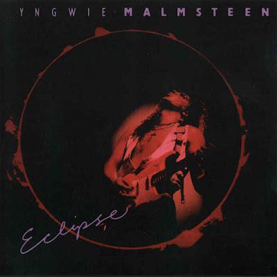 Yngwie Malmsteen-Eclipse-carátula frontal