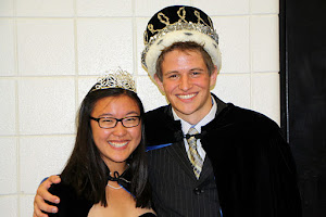 2011 Homecoming King & Queen